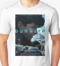 Official poster 2 (Fionn Whitehead) - DUNKIRK T-Shirt