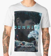 Official poster 2 (Fionn Whitehead) - DUNKIRK Men's Premium T-Shirt