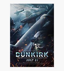Official poster 3 (Jack Lowden) - DUNKIRK Photographic Print