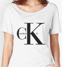 Kasabian - Comeback Kid Women's Relaxed Fit T-Shirt