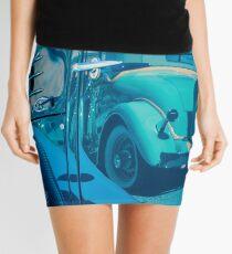 Auburn in Auburn Mini Skirt