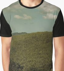Vintage landscape Graphic T-Shirt
