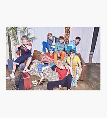 BTS DNA  Photographic Print