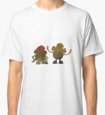 Couple Inspired Silhouette Classic T-Shirt