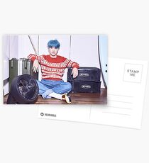 BTS DNA SUGA Postcards