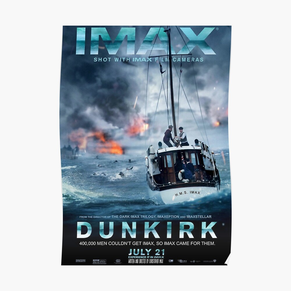 Official poster 4 (Moonstone) - DUNKIRK Poster