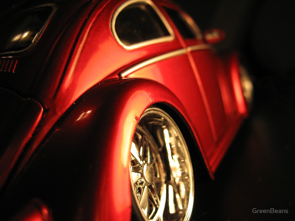 Model Car by GreenBeans