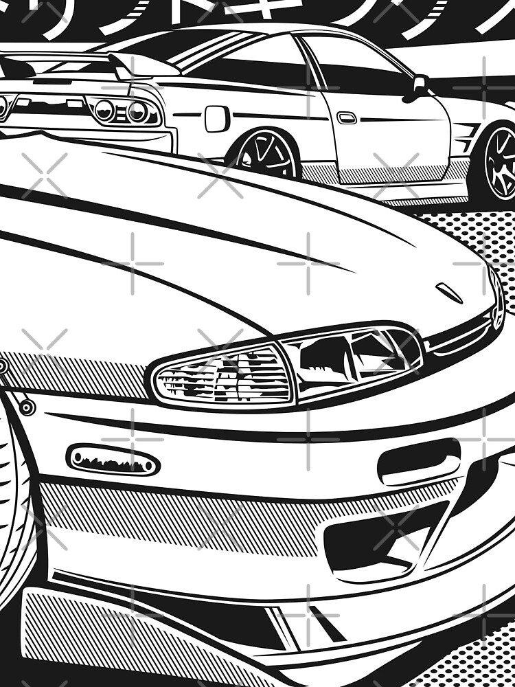 Nissan 240sx Type X
