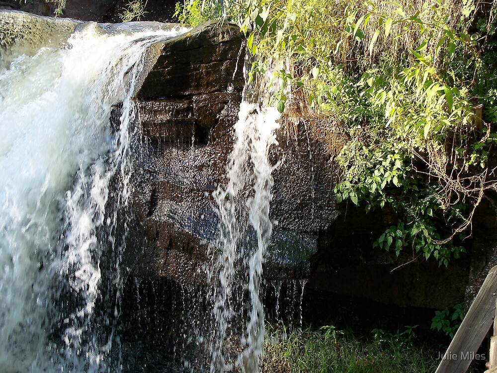 Chagrin Falls (part 2) by Julie Miles