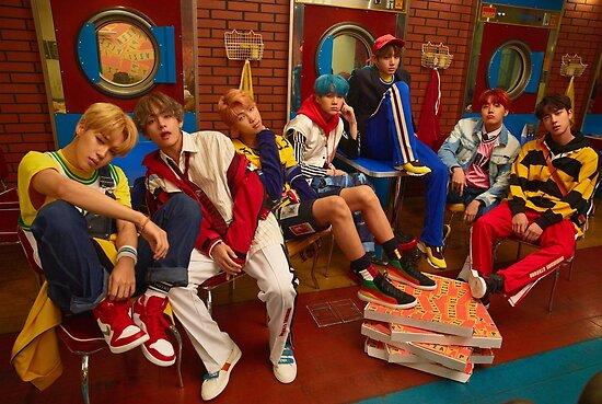 BTS DNA  by BTS-EMPORIUM