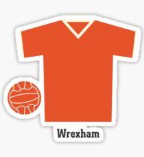Wrexham Sticker