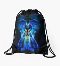 The Fembot Oracle : 2 of Movements - Possibility Drawstring Bag