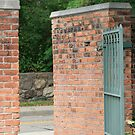 Brookside Gate by FerrellCharles