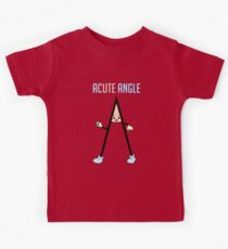 A cute acute angle Kids Clothes