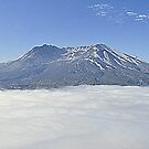 Mt St Helens by Bob Moore