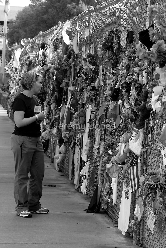 OKC National Memorial-The Remembrance Wall... by Jeremy  Jones
