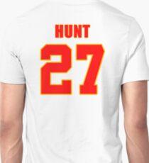 Kareem Hunt #27 Home T-Shirt