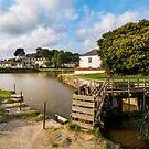 Pentewan Cornwall by eddiej