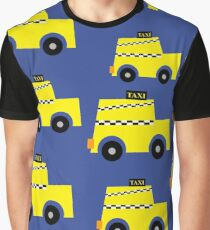Yellow cabs Graphic T-Shirt