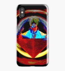 Warping Sphinx iPhone Case