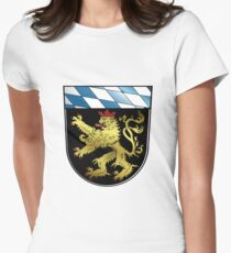 Bavaria Women's Fitted T-Shirt