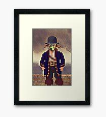 Son of Captain Loogie Framed Print