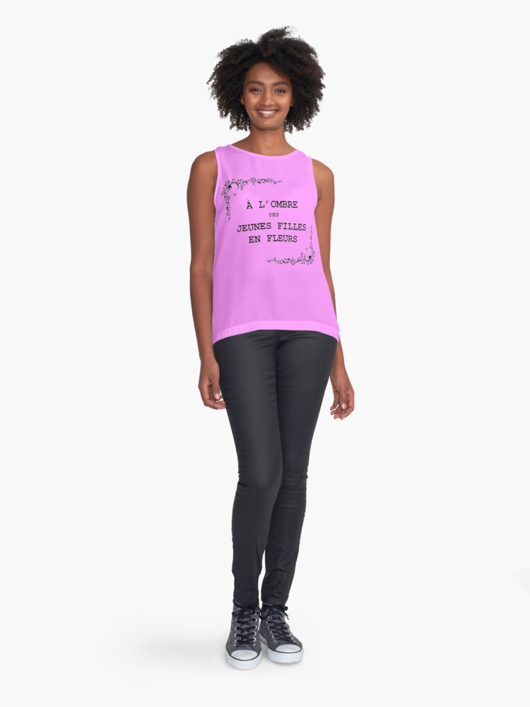 Alternate view of In the shade Sleeveless Top