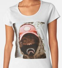 Lil Xan - Slingshot Picture High Quality Design Women's Premium T-Shirt