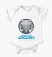Minnesota Force Logo w/ Text Kids Clothes