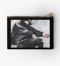 Lil Xan REDRUM MURDER Cover Photo Picture Studio Pouch