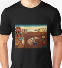 Persistence of Tentacle Unisex T-Shirt