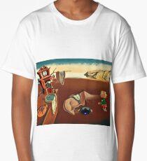 Persistence of Tentacle Long T-Shirt