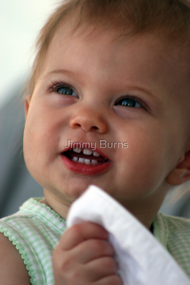 such a cutie by Jimmy Burns