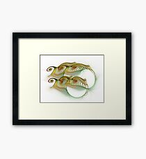 Hippo Madonna and Child Framed Print