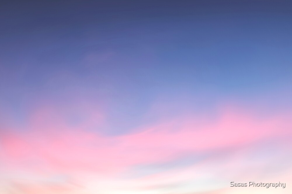 Evening sky by IB Photography