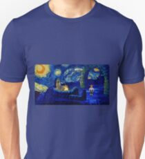 Melee Starry Night T-Shirt