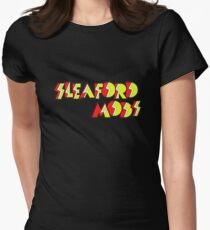Sleaford Mods Womens Fitted T-Shirt