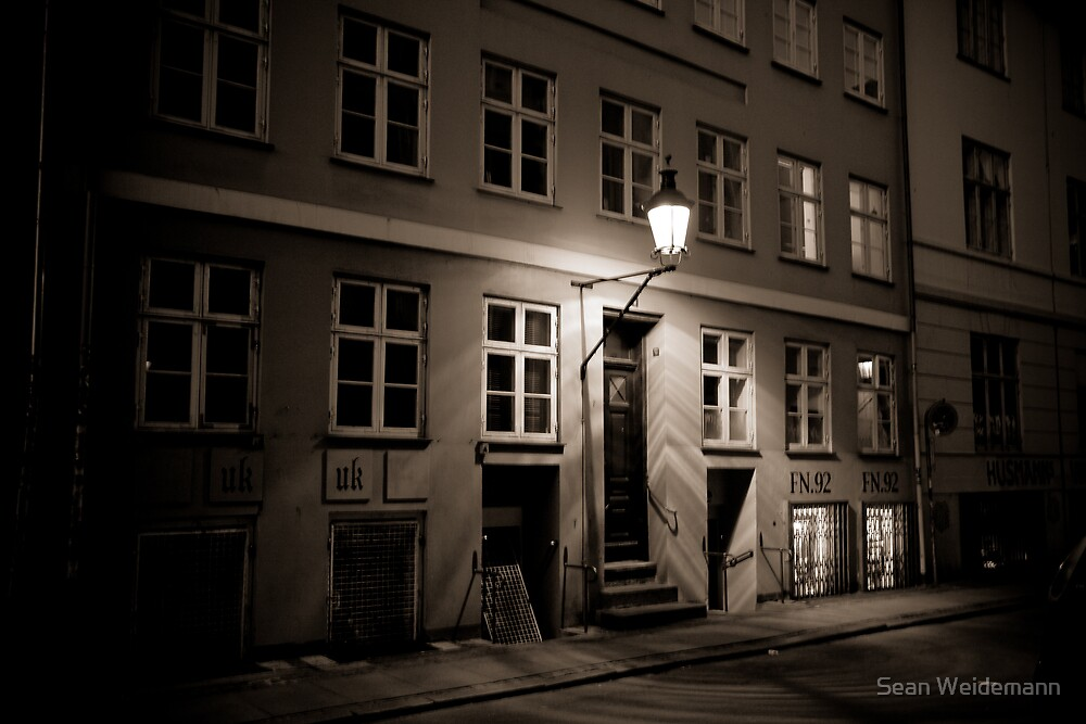 Streets of Denmark by Sean Weidemann