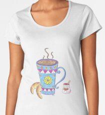Breakfast Women's Premium T-Shirt