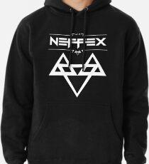 NEFFEX 2 Logo White Pullover Hoodie