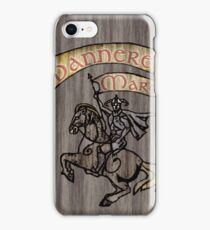 The Bannered Mare iPhone Case/Skin