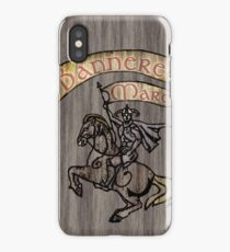 The Bannered Mare iPhone Case