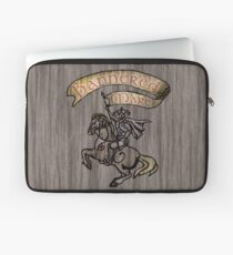 The Bannered Mare Laptop Sleeve
