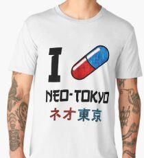 I Love Neo-Tokyo Men's Premium T-Shirt