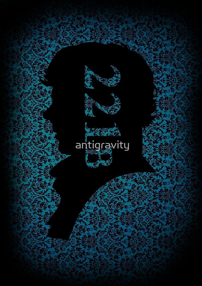 Sherlock Holmes by antigravity