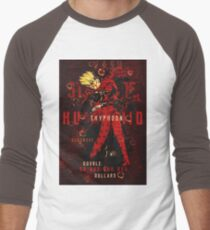 Humanoid Thyphoon Men's Baseball ¾ T-Shirt
