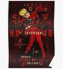 Humanoid Thyphoon Poster