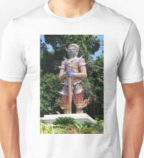 Thailand traditional guardian statue T-Shirt