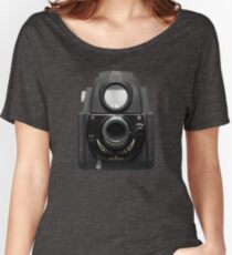Ensign Ful-Vue Vintage Camera Women's Relaxed Fit T-Shirt