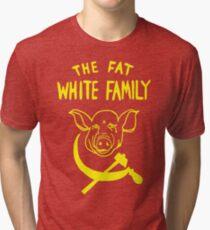 Fat White Family Tri-blend T-Shirt